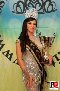 Vincitricen del Miss Trans Estate Roma